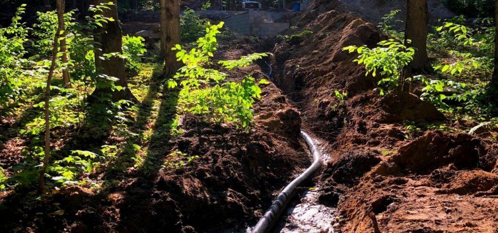 Muskoka Trenching - Greenleaf Excavation 4